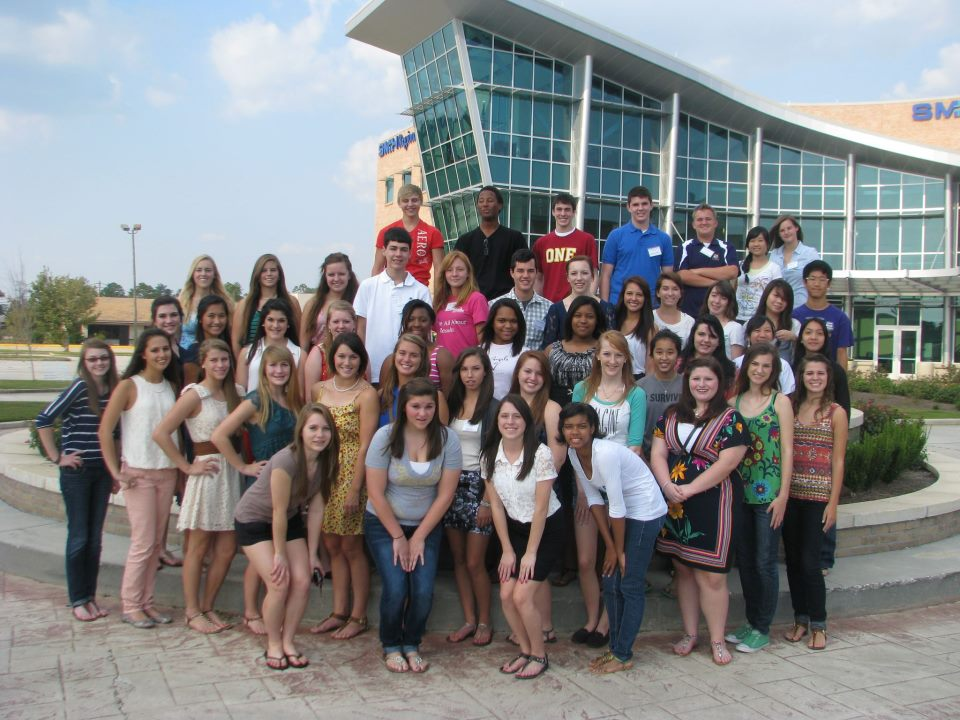 Juniors in Service 2012-2013
