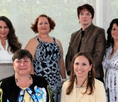 New 2012-2013 Executive Officers