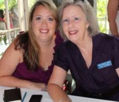 Mother & Daughter Kristen Stanley & Kay Schewe